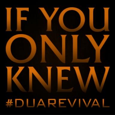 #DuaRevival