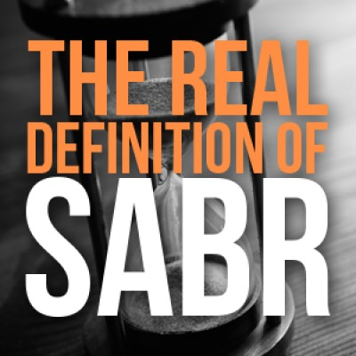 The Real Definition of Sabr