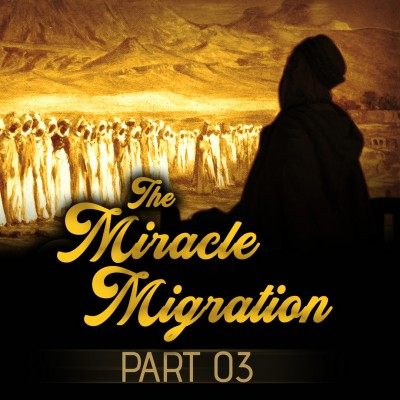 [EP25] 2 Angels Will Kick Dajjal Out From This Place! - Story Of Muhammad (?)
