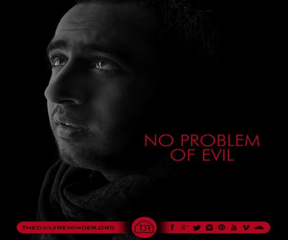 No Problem Of Evil