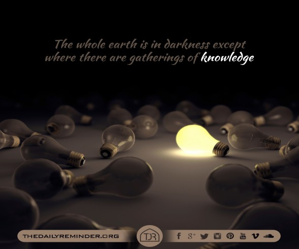 gatherings of knowledge... ​