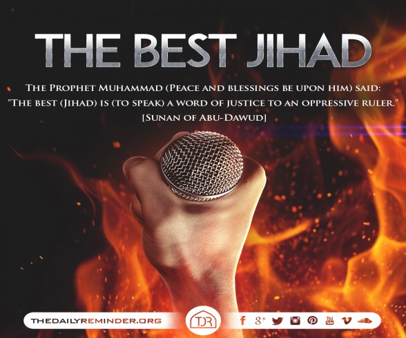 The best Jihad...