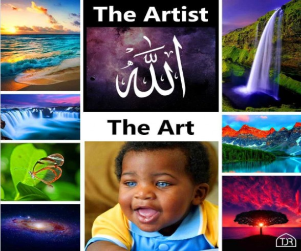 He is Allah, the Creator, the Maker, the Designer