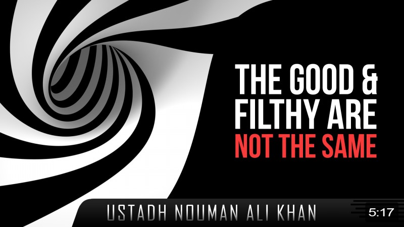 The Good & Filthy Are Not The Same