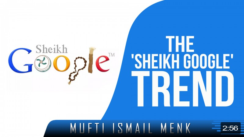 The 'Sheikh Google' Trend