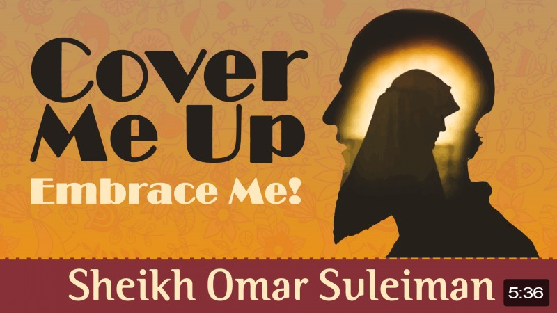 Cover Me Up - Embrace Me!