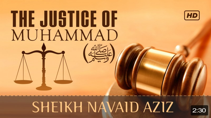 The Justice Of Muhammad