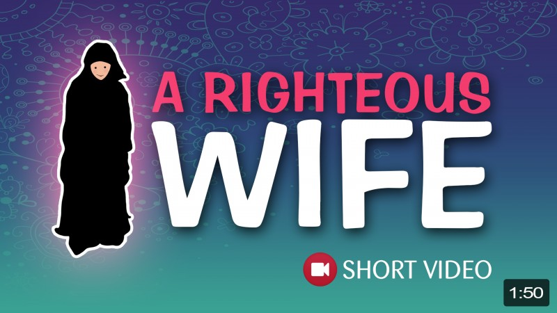 A Righteous Wife