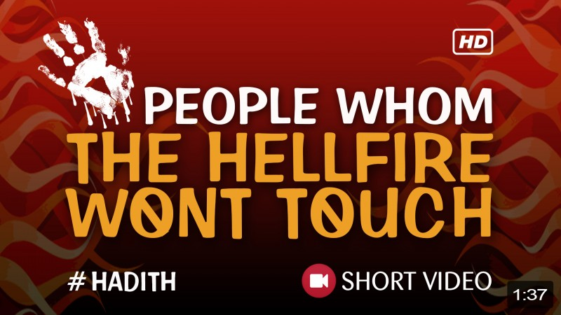 People Whom The Hellfire Wont Touch