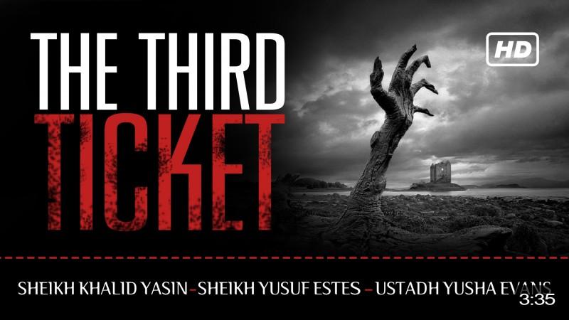 THE THIRD TICKET