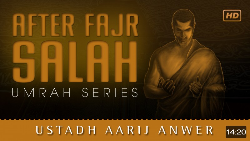 After Fajr Salah