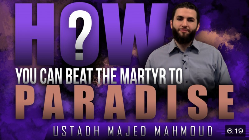 How You Can Beat The Martyr To Paradise!