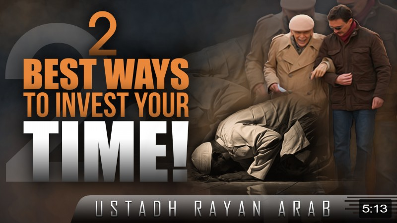 2 Best Ways To Invest Your Time!