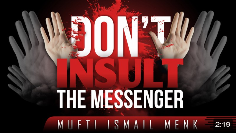 Don't Insult The Messenger!