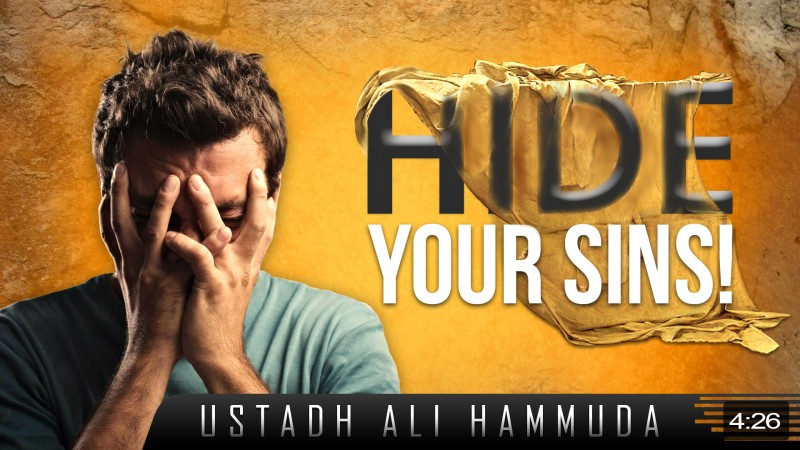 Hide Your Sins!