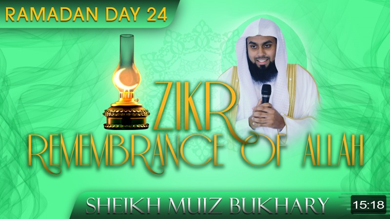 Zikr - Remembrance Of Allah ᴴᴰ