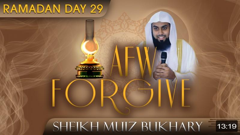 Afw - Forgive ᴴᴰ