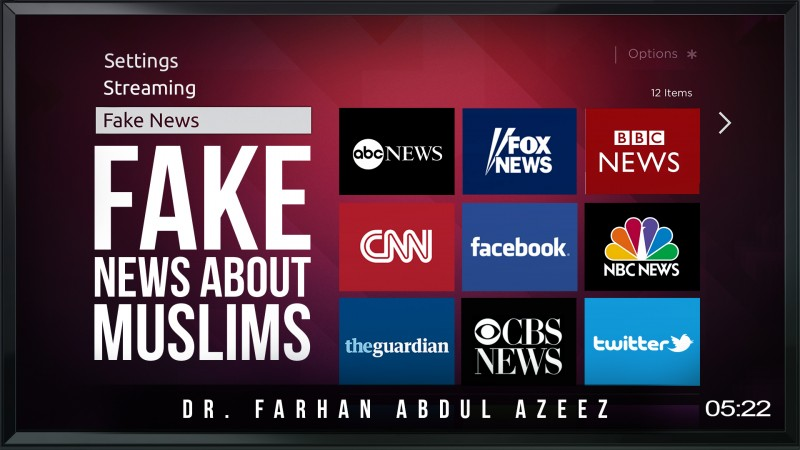 7 Ways To Spot Fake News About Muslims On Mainstream Media - Must Watch