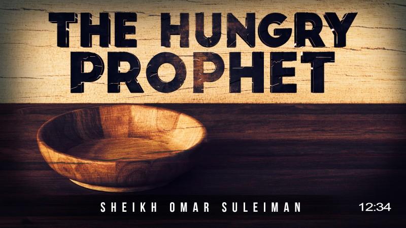 When Our Beloved Prophet, Abu Bakr & Umar Were Hungry - Emotional True Story