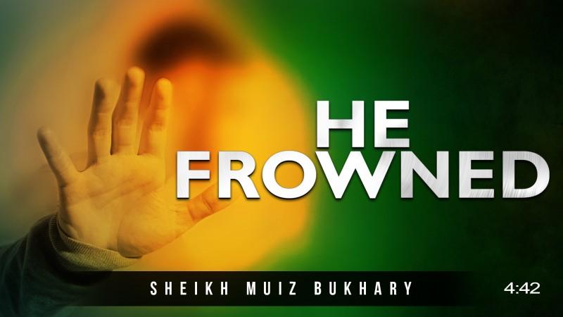 [POWERFUL] The DEAFENING BLAST (Surah 'Abasa) - Muiz Bukhary