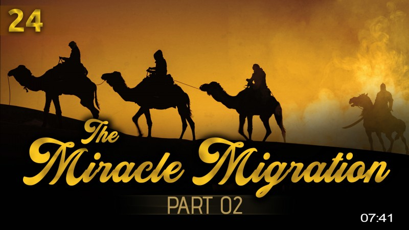 [EP24] 2 Stories Of Miracles By The Prophet (?) - Story Of Muhammad (?)