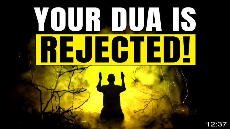 ALLAH IS SHY WHEN YOU MAKE DUA LIKE THIS! ???? - LIFE-CHANGING VIDEO @Mufti Menk?