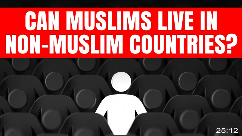 [SHOCKING] MUHAMMAD (?) ORDERED MUSLIMS TO DO HIJRAH FROM NON-MUSLIM COUNTRIES?!